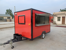 Cheapest Price Snack Popular US Standard Food Trailer Pizza Truck