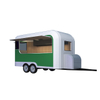 China Supplier Mobile Food Caravan Fast Food Trailer For Sale Usa