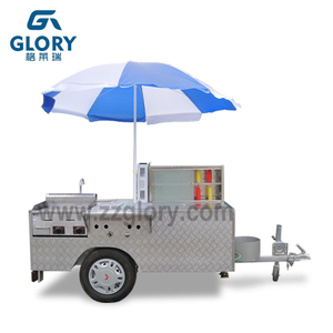 Most Favorable Tricycle Coffee Breakfast Hot Dog Cart