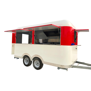 Fast Food Truck Machines with Baking Equipment