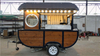 Best Selling Europe Most Fashionable Food Trailer Mobile Kitchen Fast Food Truck